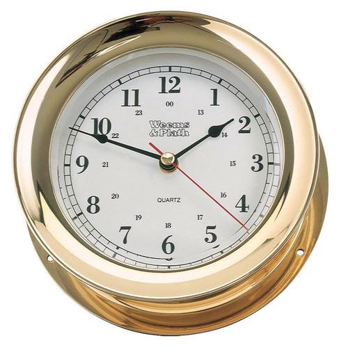 Admiral Quartz Clock