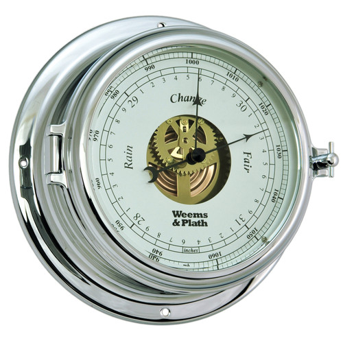 Chrome Endurance II 135 Open Dial Barometer (960733)