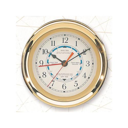 "(TD-246) 7.5"" Captain Tide Clock"