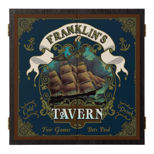 Personalized Dart Board - Tavern