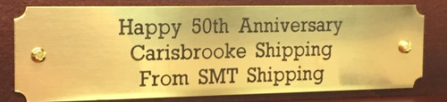 Yacht Steering Wheel Award