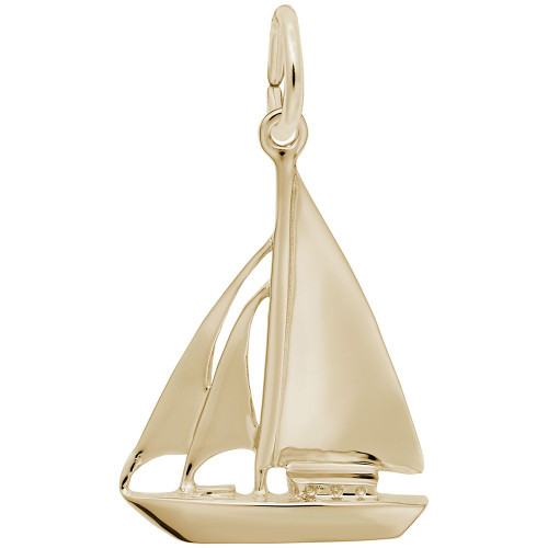 Sailboat Charm Test