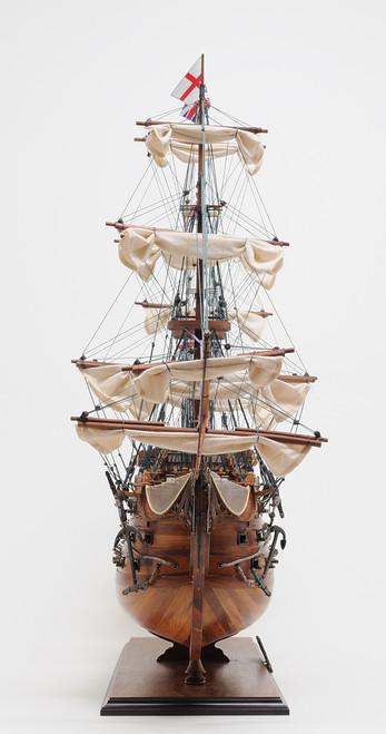 "HMS Victory Model Ship - 36"""