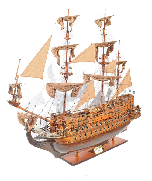"San Felipe Model Ship - 82"" Extra Large Edition"