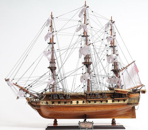 "USS Constitution Model Ship - 25"""