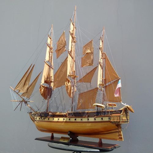 """USS Constitution Model Ship - 50"""" Extra Large Edition"""