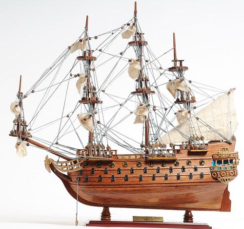 """San Felipe Model Ship - 19"""""""