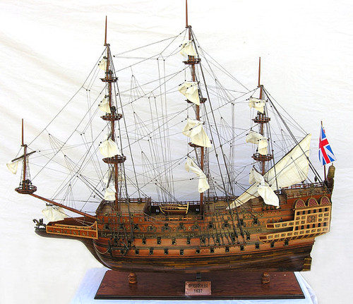"Sovereign of the Seas Model Ship - 53"" Extra Large Limited Edition"