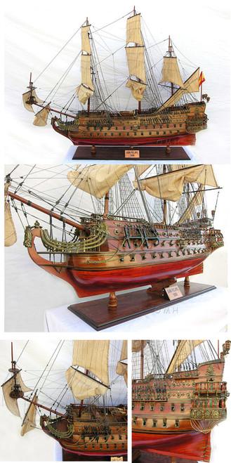"San Felipe Model Ship - 50.5"" Extra Large Limited Edition"