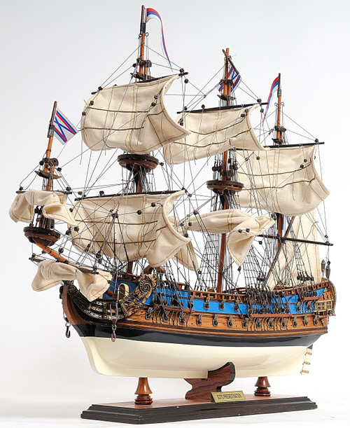 "Goto Predestination Model Ship - 21.5"""