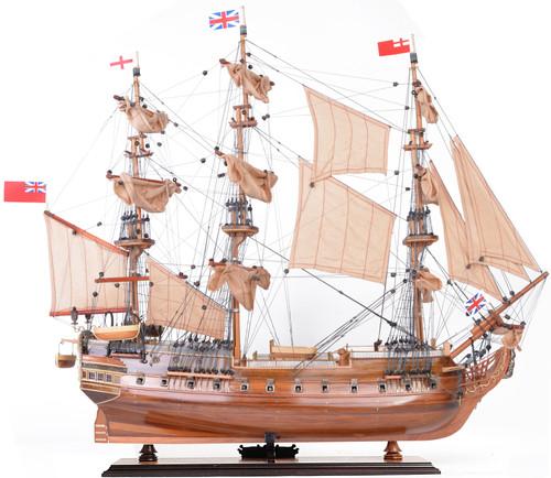 """HMS Surprise Model Ship - 26.75"""""""