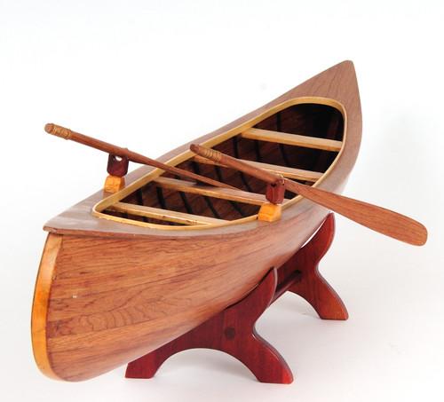 """Peterborough Canoe Model - 23.5"""""""