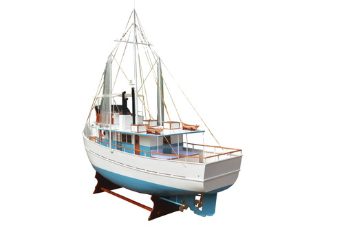 "Dickie Walker Model Ship - 110"" Extra Extra Large Edition"