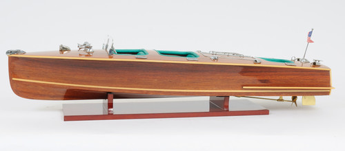 Chris Craft Triple Cockpit Model - 32""
