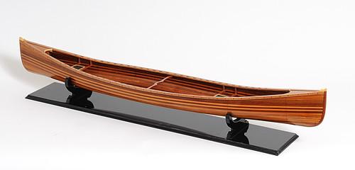 """Canoe Model - 44"""""""