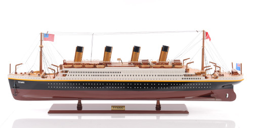 "RMS Titanic Model Ship - 40"" Large Edition"