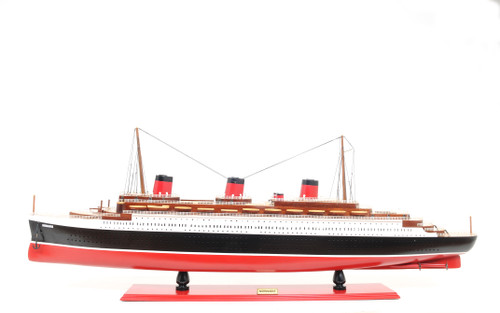 Normandie Model Ship - Large 41""