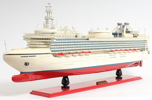 Diamond Princess Model Ship - 32""