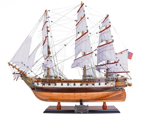 USS Constellation Model Ship - Example Image for Custom Made Model Ship