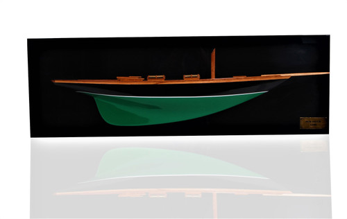 Pen Duick Half-Hull Scaled Model Boat - 35.5""