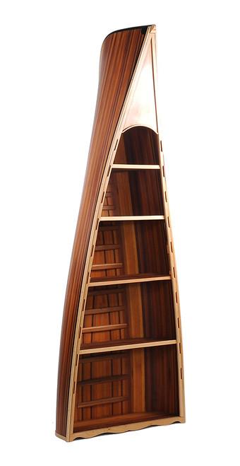 "Canoe Book Shelf - 90"" (K079N)"