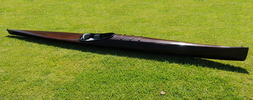 St. Lawrence Wooden Racing Kayak - 20' (K158)