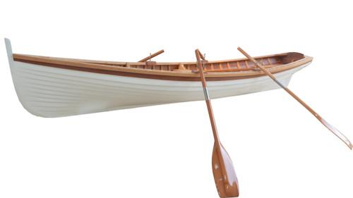 Clinker Built Whitehall Row Boat - 12' (K203)