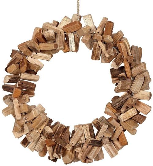 "Driftwood Wreath - 10"""