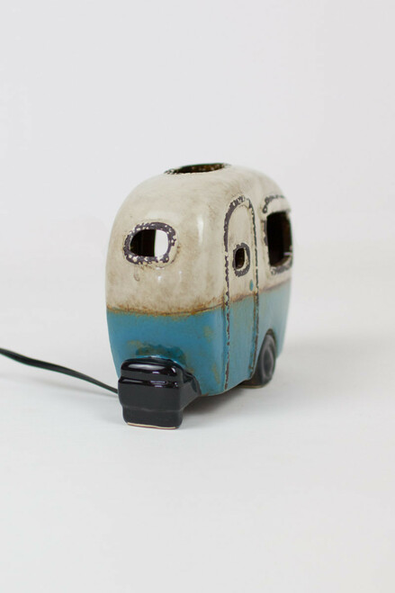 Ceramic Camper Lamp - Set of 2
