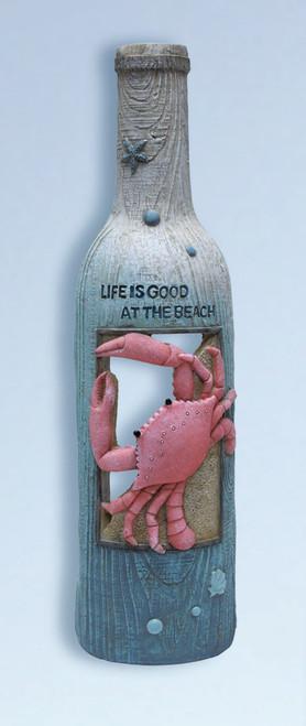Bottle Holder - Crab