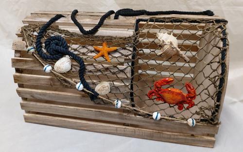 Decorative Lobster Trap