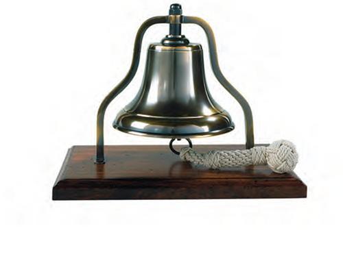 Purser's Bell - Silver