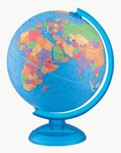 "Replogle Adventurer 12"" Blue Globe"
