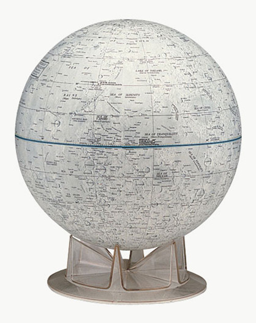 "Replogle 12"" Moon Globe"