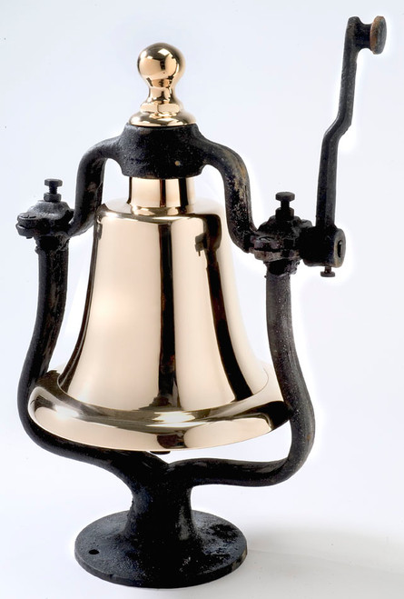 Brass Victory Ship Bell