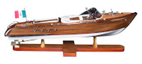 Aquarama Model Speed Boat