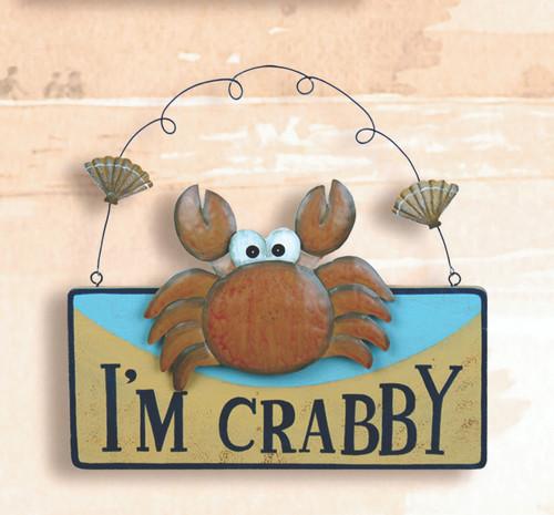 I'm Crabby Plaque