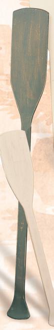 "Decorative Wooden Paddle - 48"""