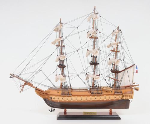 "USS Constitution Model Ship - 19.5"""