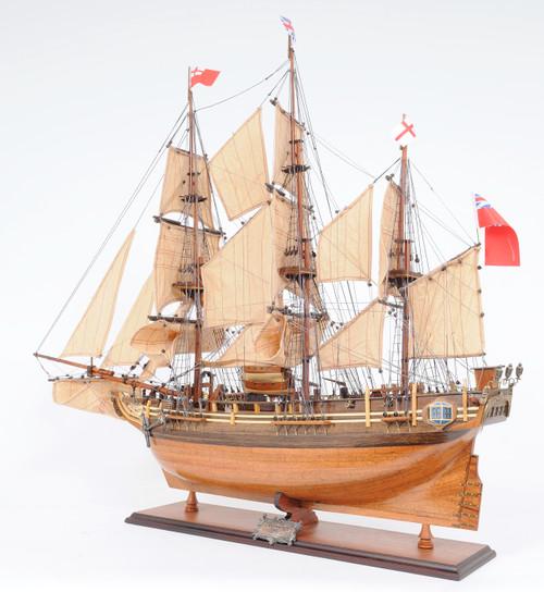 """HMS Bounty Model Ship - 30"""" Newest Edition"""