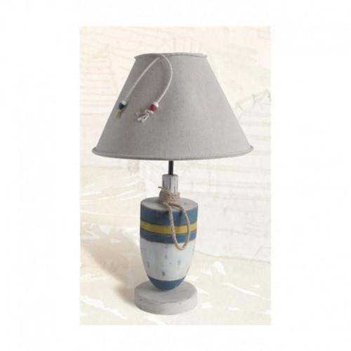 "Buoy Decor - 15"" Table Lamp"