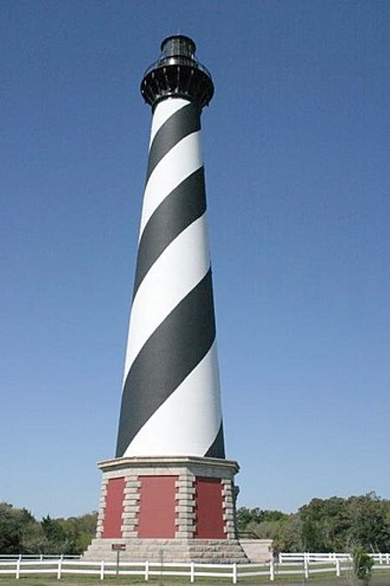 Hatteras Lighthouse Nautical Wall Sculpture