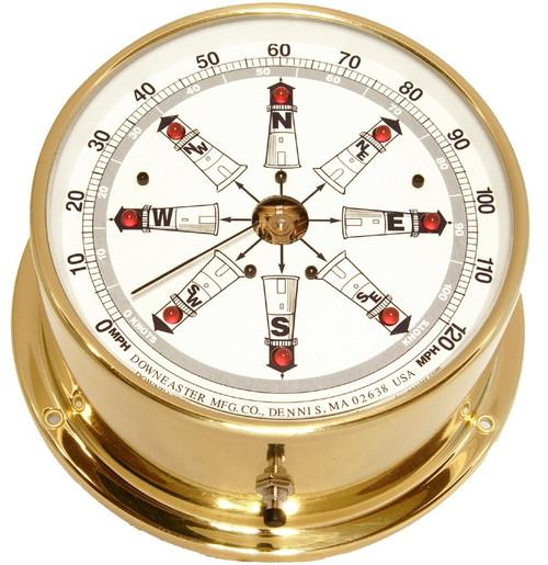 Rain, Temperature & Wind Speed Gauges - Nautical Instruments