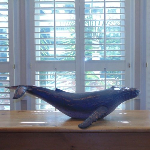 Humpback Whale Sculpture