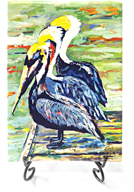 Pelicans - Giclee Print