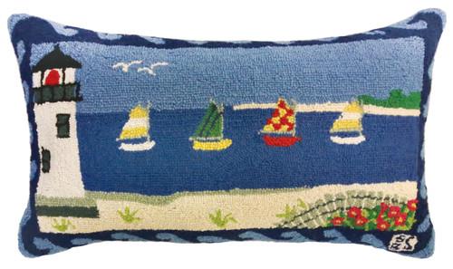 Beacon Hand Hooked Wool Rug