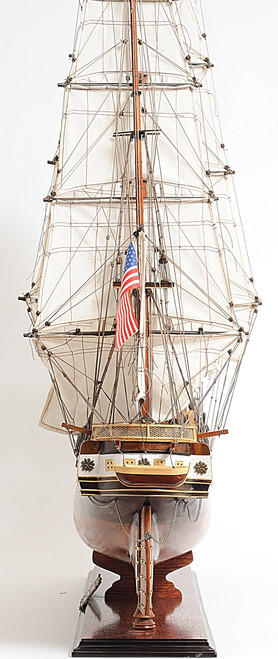 USS Constellation  with Optional Personalized Plaque