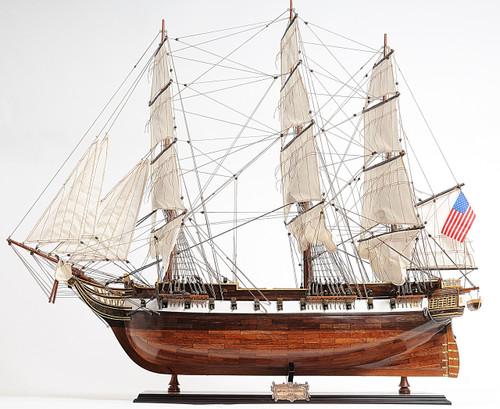 "USS Constellation Model Ship - 34"""