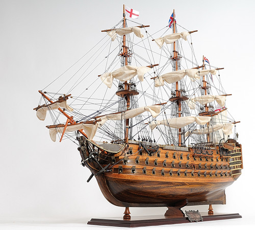 "HMS Victory Model Ship - 27"" Exclusive Edition"