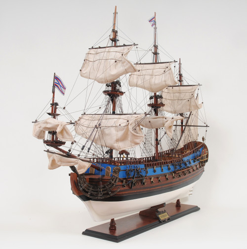 Goto Predestination Painted Model Ship - 33""